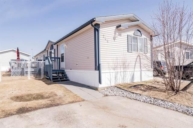 10615 88 Street #244, Grande Prairie, AB T8X 1P5 (#A1096966) :: Greater Calgary Real Estate