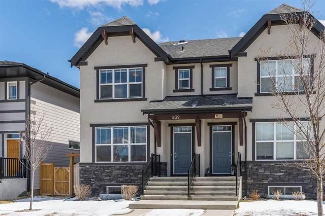 839 Mahogany Boulevard SE, Calgary, AB T3M 2H1 (#A1096978) :: Redline Real Estate Group Inc