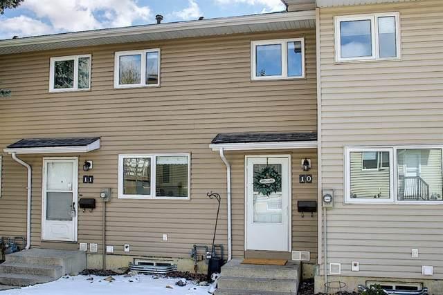 1111 Canterbury Drive SW #10, Calgary, AB T2W 3G4 (#A1096986) :: Redline Real Estate Group Inc