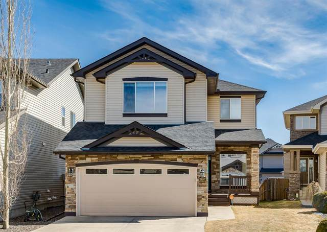 810 Kincora Bay NW, Calgary, AB T3R 0A7 (#A1097009) :: Redline Real Estate Group Inc
