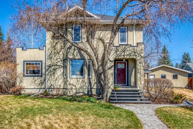 16 Gilmer Place SW, Calgary, AB T3E 5B6 (#A1097021) :: Redline Real Estate Group Inc