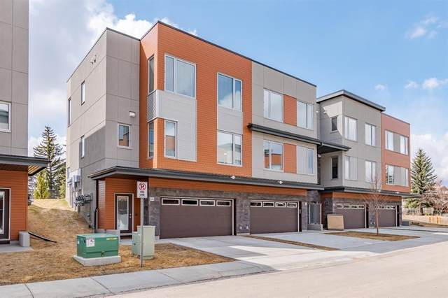 145 Shawnee Common SW, Calgary, AB T2Y 0P9 (#A1097036) :: Redline Real Estate Group Inc