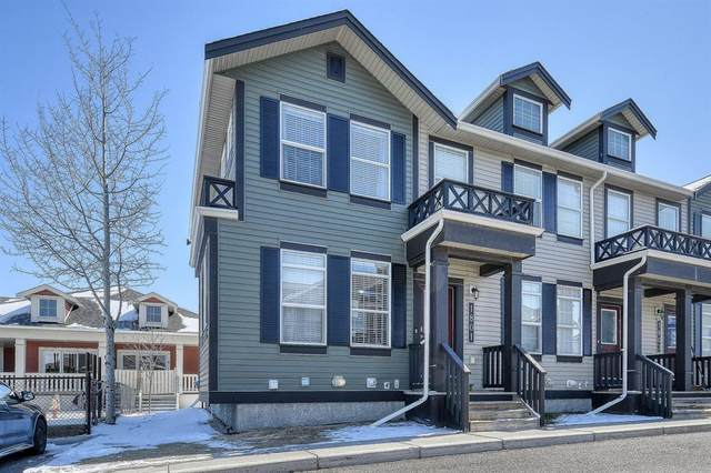 1001 8 Street NW #1801, Airdrie, AB T4B 0W1 (#A1097100) :: Calgary Homefinders