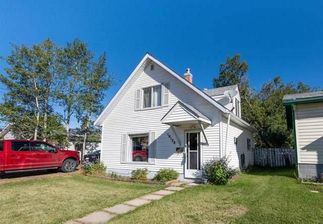 10128 107 Avenue, Grande Prairie, AB T8V 1L9 (#A1097119) :: Calgary Homefinders