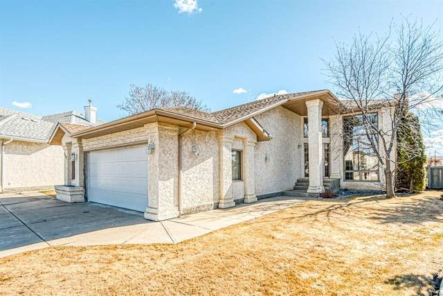 9105 Crystal Lake Drive, Grande Prairie, AB T8X 1J3 (#A1097145) :: Redline Real Estate Group Inc