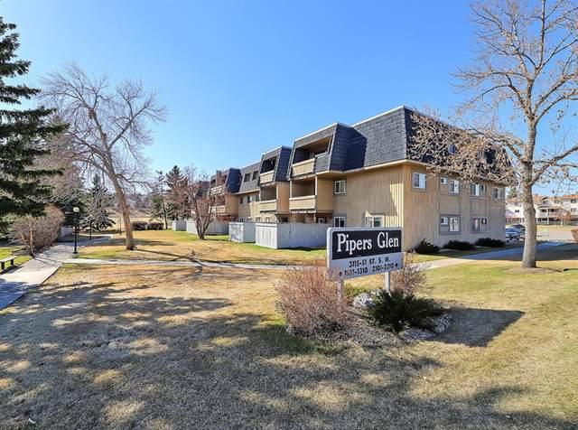 3115 51 Street SW #2104, Calgary, AB T3E 6P4 (#A1097152) :: Redline Real Estate Group Inc