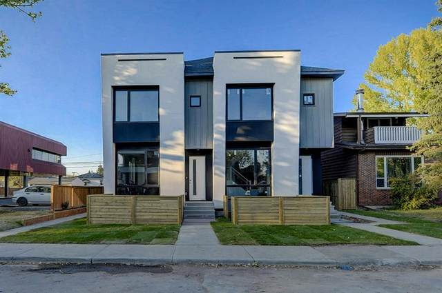 1416 19 Avenue NW #1, Calgary, AB T2M 1A6 (#A1097184) :: Redline Real Estate Group Inc