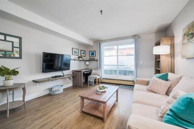 647 1 Avenue NE #103, Calgary, AB T2B 0E5 (#A1097200) :: Redline Real Estate Group Inc