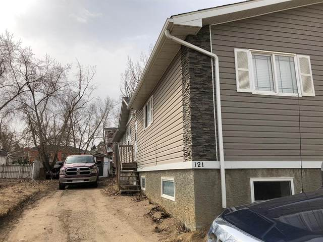 121 Gregoire Crescent, Fort Mcmurray, AB T9H 2L3 (#A1097224) :: Calgary Homefinders