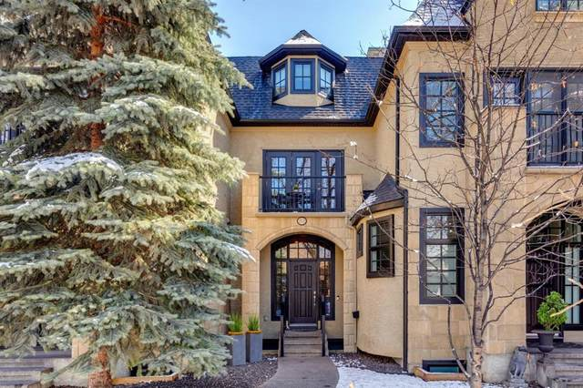 212 12 Street NW, Calgary, AB T2N 1Y5 (#A1097232) :: Redline Real Estate Group Inc