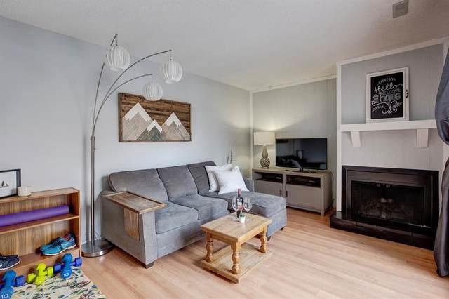 2520 Palliser Drive SW #202, Calgary, AB T2V 4S9 (#A1097244) :: Redline Real Estate Group Inc