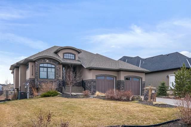 17 Cimarron Estates Gate, Okotoks, AB T1S 0M9 (#A1097259) :: Calgary Homefinders