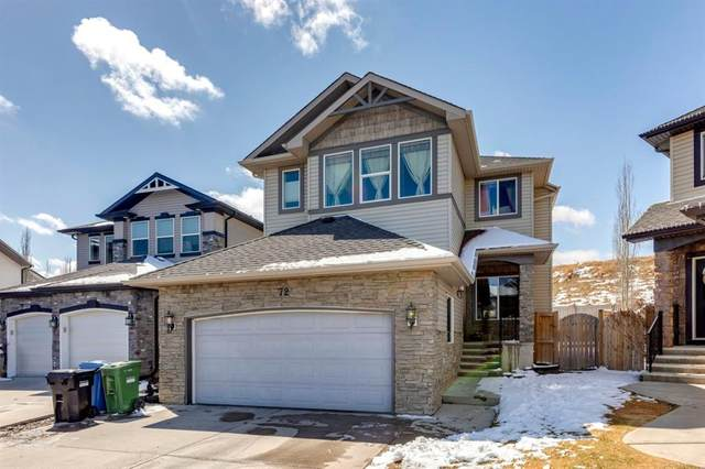 72 Kincora Hill NW, Calgary, AB T3R 0A9 (#A1097262) :: Redline Real Estate Group Inc