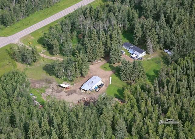 63017 Highway 831, Rural Thorhild County, AB T0A 0M0 (#A1097290) :: Redline Real Estate Group Inc