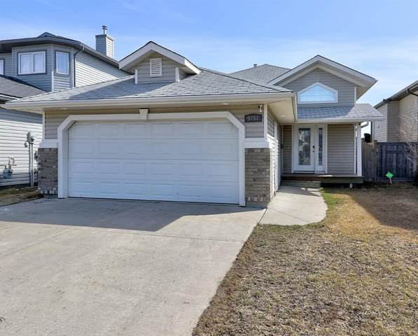 9701 90 Street, Grande Prairie, AB T8X 1T4 (#A1097308) :: Greater Calgary Real Estate
