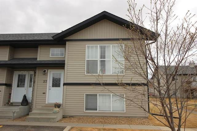 5302 47 Street #27, Camrose, AB T4V 1K5 (#A1097341) :: Redline Real Estate Group Inc