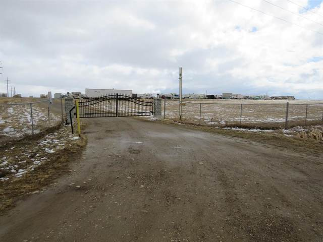 RR 281 Township Road 360, Innisfail, AB T4G 0G6 (#A1097360) :: Greater Calgary Real Estate
