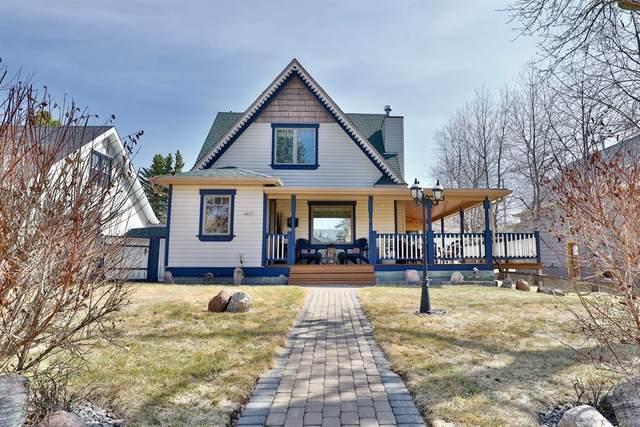 4621 49 Street, Camrose, AB T4V 1M4 (#A1097369) :: Calgary Homefinders