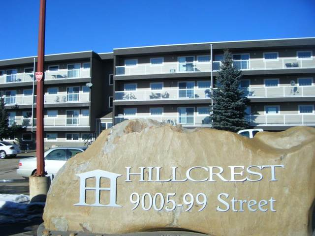 9005 99 Street #406, Peace River, AB T8S 1H1 (#A1097401) :: Redline Real Estate Group Inc