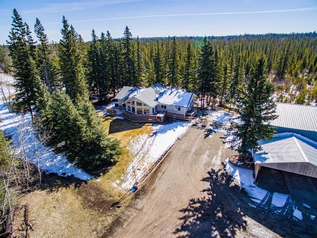 363019B Highway 22, Caroline, AB T0M 0H0 (#A1097418) :: Redline Real Estate Group Inc