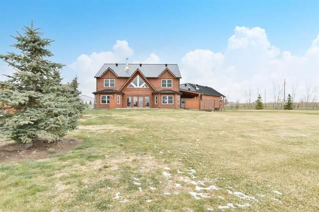 11016 Range Road 74, Rural Cypress County, AB T0K 1Z0 (#A1097424) :: Redline Real Estate Group Inc