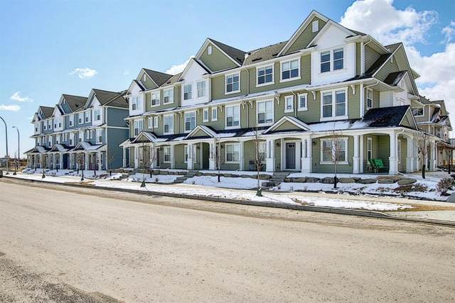 93 Copperstone Road SE, Calgary, AB T2Z 5G2 (#A1097446) :: Redline Real Estate Group Inc