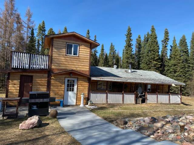 71016 Township Road 37-4, Rural Clearwater County, AB T4T 2A3 (#A1097456) :: Redline Real Estate Group Inc