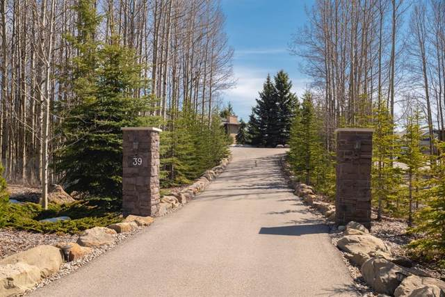 39 Bearspaw Summit Place, Rural Rocky View County, AB  (#A1097505) :: Greater Calgary Real Estate