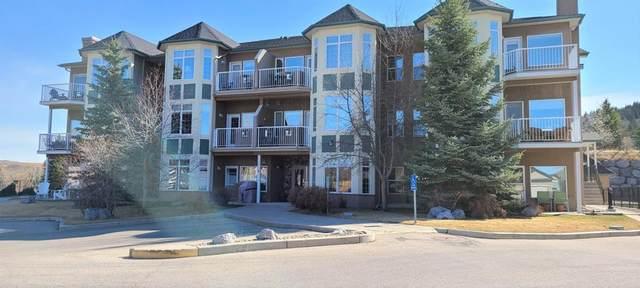 248 Sunterra Ridge Place #106, Cochrane, AB T4C 2J6 (#A1097518) :: Western Elite Real Estate Group
