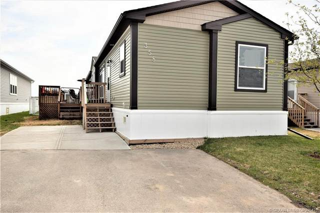 10615 88 Street #358, Grande Prairie, AB T8X 1P5 (#A1097536) :: Western Elite Real Estate Group