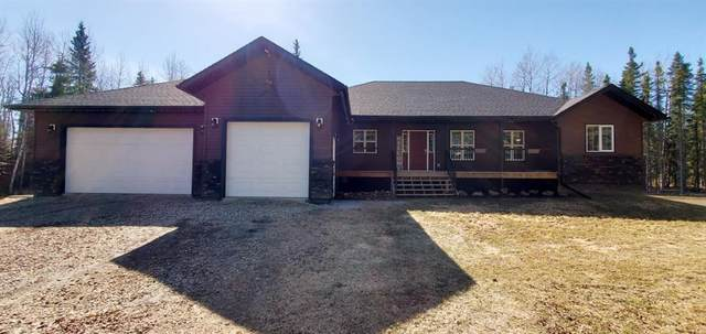 34, 115027 584 Township Road, Whitecourt, AB T7S 1N9 (#A1097543) :: Redline Real Estate Group Inc