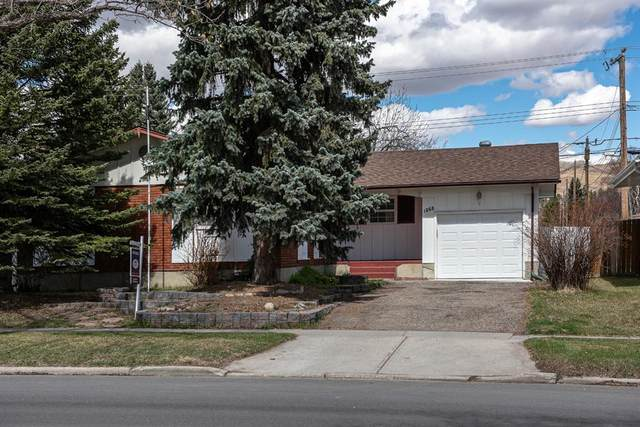 1268 Northmount Drive NW, Calgary, AB T2L 0E2 (#A1097558) :: Western Elite Real Estate Group