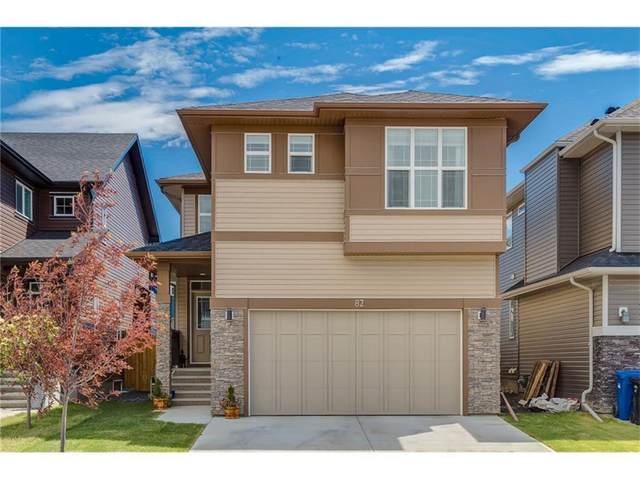 82 Evansfield Rise NW, Calgary, AB T3P 0M1 (#A1097599) :: Redline Real Estate Group Inc
