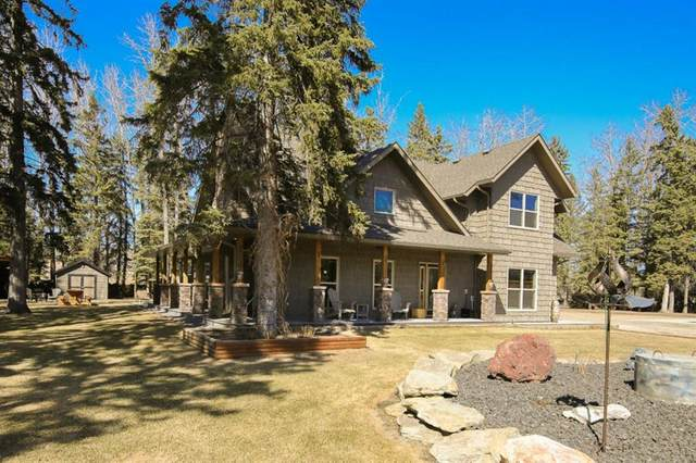 12 Kaydence Way, Rural Ponoka County, AB T0C 2J0 (#A1097603) :: Redline Real Estate Group Inc