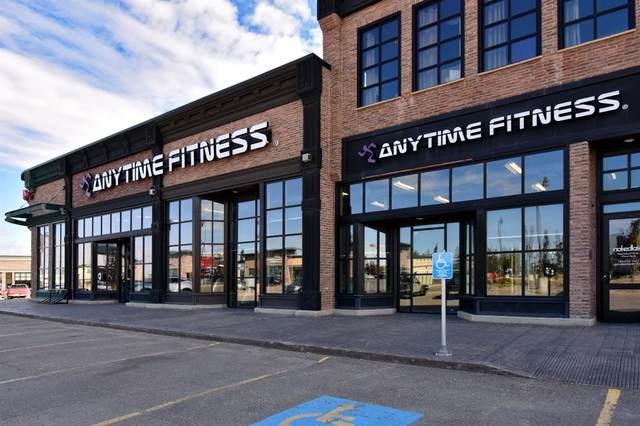 10704 80 Avenue 105, 106, 107, Grande Prairie, AB T8W 0G9 (#A1097632) :: Greater Calgary Real Estate