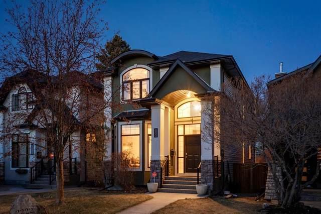 2222 26th Street Sw, Calgary, AB T3E 2A5 (#A1097636) :: Redline Real Estate Group Inc