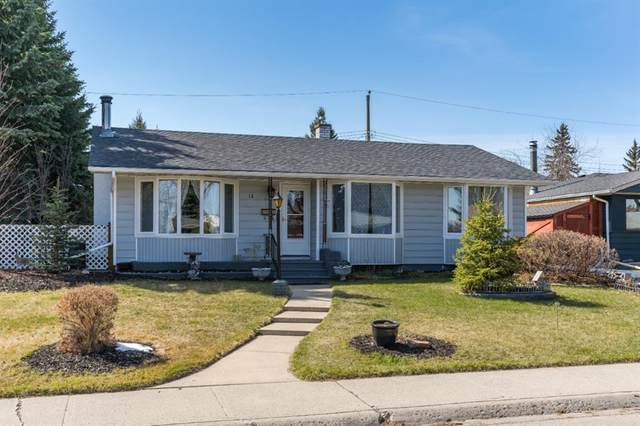 15 Gladeview Crescent SW, Calgary, AB T3X 4X7 (#A1097642) :: Redline Real Estate Group Inc