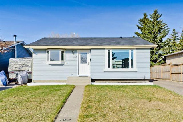 123 Huntstrom Drive NE, Calgary, AB T2K 5V6 (#A1097712) :: Redline Real Estate Group Inc