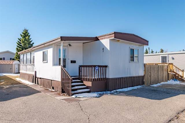 649 Main Street NW #41, Airdrie, AB T4B 1Z9 (#A1097724) :: Redline Real Estate Group Inc