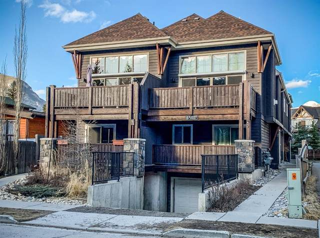 5 Rabbit Street #1, Banff, AB T1L 1E3 (#A1097727) :: Redline Real Estate Group Inc