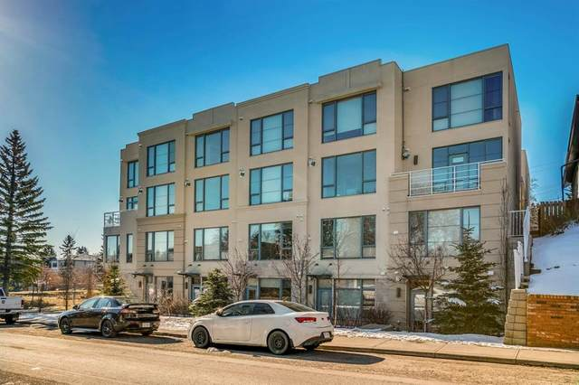 1611 28 Avenue SW #107, Calgary, AB T2T 1J5 (#A1097746) :: Redline Real Estate Group Inc