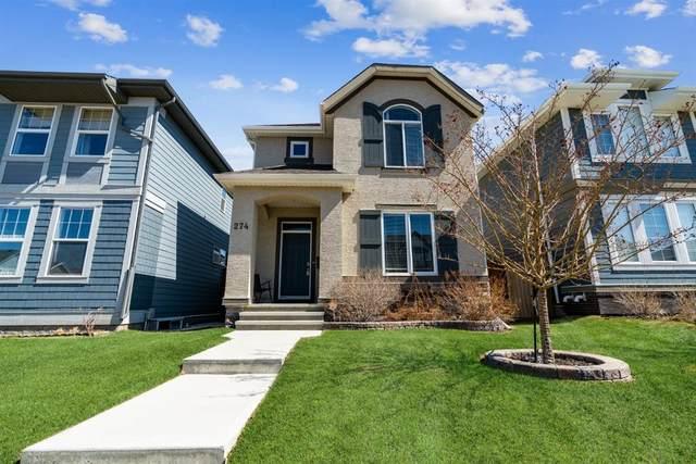 274 Mahogany Heights SE, Calgary, AB T3M 1X1 (#A1097811) :: Redline Real Estate Group Inc