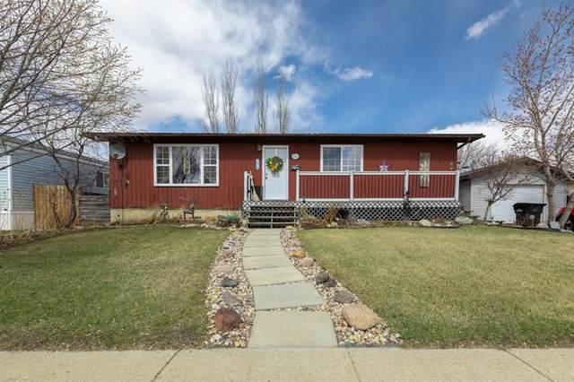 4810 55 Avenue, Camrose, AB T4V 4J5 (#A1097819) :: Redline Real Estate Group Inc