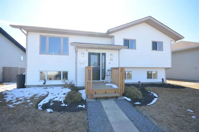 89 Herder Drive, Sylvan Lake, AB T4S 1X8 (#A1097822) :: Greater Calgary Real Estate