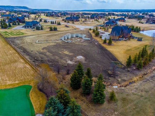 31122 Morgans View, Rural Rocky View County, AB T3Z 0A6 (#A1097836) :: Western Elite Real Estate Group