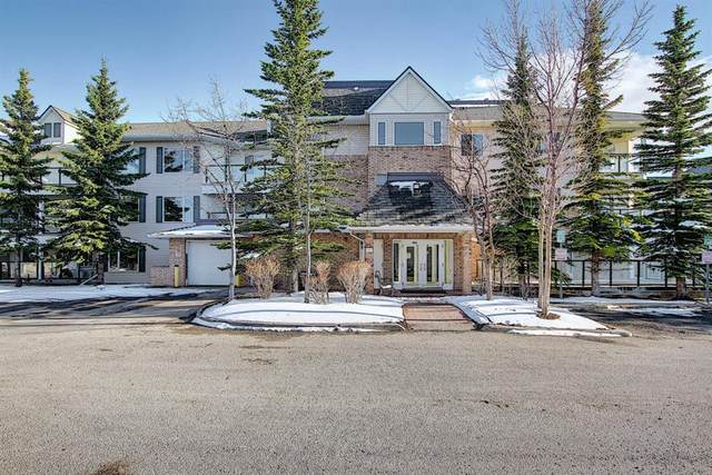 950 Arbour Lake Road NW #2104, Calgary, AB T3L 2H5 (#A1097843) :: Greater Calgary Real Estate