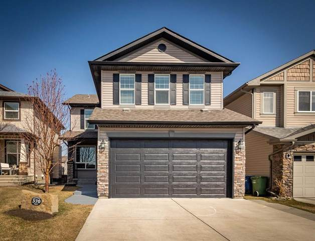 370 Coopers Drive SW, Airdrie, AB T4B 0L8 (#A1097870) :: Redline Real Estate Group Inc