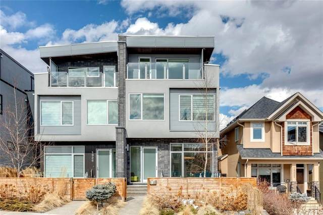 1924 27 Avenue SW, Calgary, AB T2T 1H3 (#A1097873) :: Redline Real Estate Group Inc