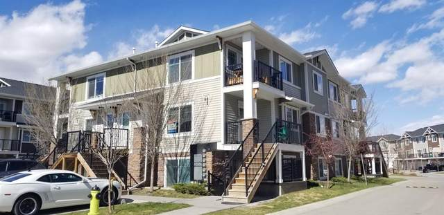 300 Marina Drive #216, Chestermere, AB T1X 0P6 (#A1097889) :: Redline Real Estate Group Inc
