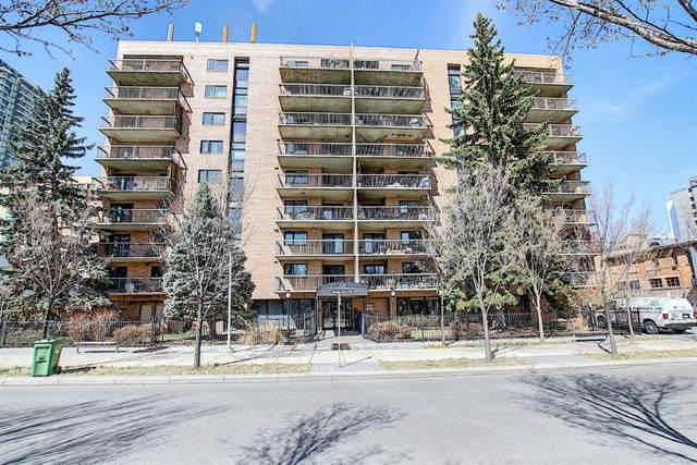 220 13 Avenue SW #407, Calgary, AB T2R 1L6 (#A1097925) :: Greater Calgary Real Estate